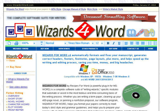 40 Useful Web Tools For Professional Writers 31