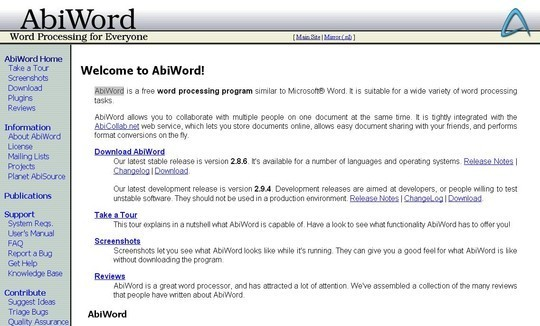 40 Useful Web Tools For Professional Writers 32