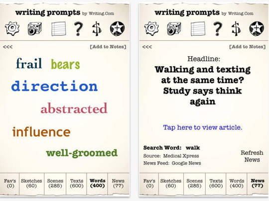 40 Useful Web Tools For Professional Writers 6