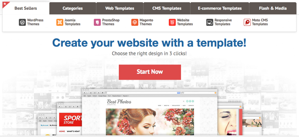 Giveaway: Win An Amazing e-Commerce Template from TemplateMonster 2