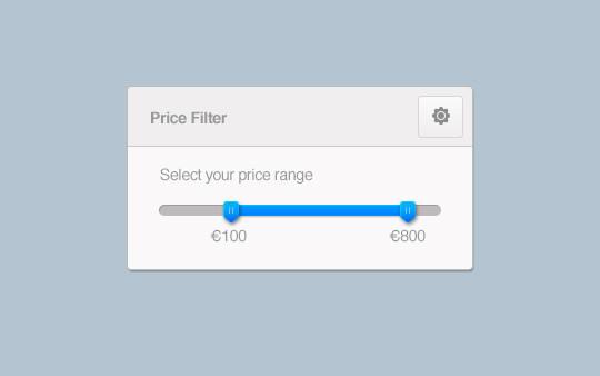 50 Fantastic And Free Web UI Kits 16