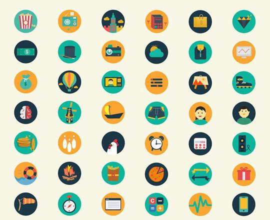 45 Fresh Icon Designs For Inspiration 2