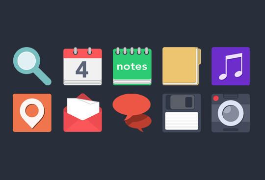 45 Fresh Icon Designs For Inspiration 20