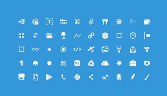 45 Fresh Icon Designs For Inspiration 13