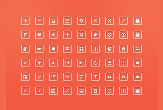 45 Fresh Icon Designs For Inspiration 17