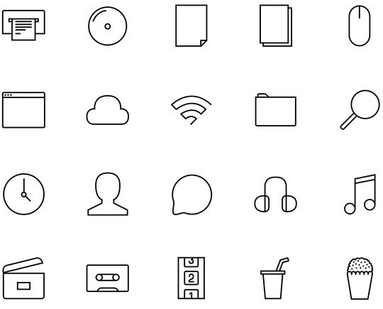 45 Fresh Icon Designs For Inspiration 9