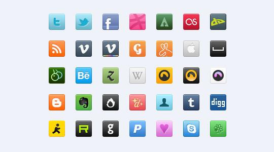 45 Fresh Icon Designs For Inspiration 43