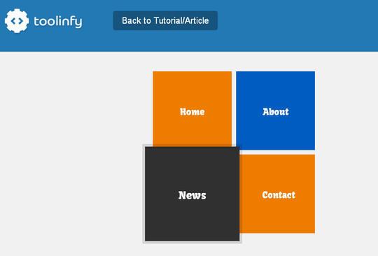 Useful And Fresh HTML5 & CSS3 Tutorials 21
