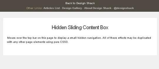 Useful And Fresh HTML5 & CSS3 Tutorials 22