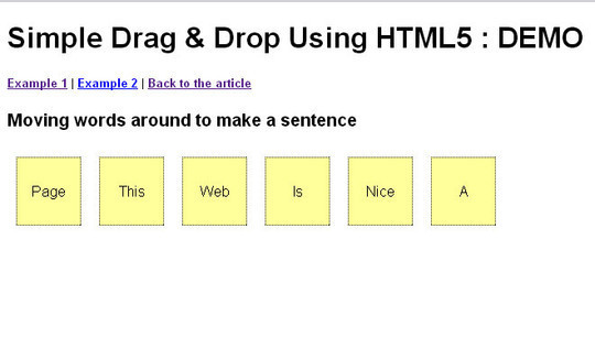 Useful And Fresh HTML5 & CSS3 Tutorials 25