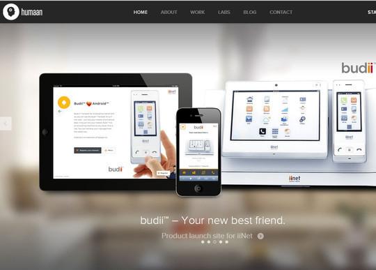 40 Original HTML5 Markup Websites 35