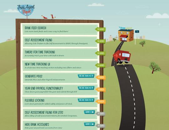40 Original HTML5 Markup Websites 9