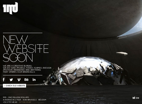 40 Original HTML5 Markup Websites 10