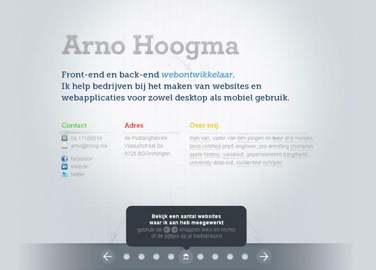 40 Original HTML5 Markup Websites 15