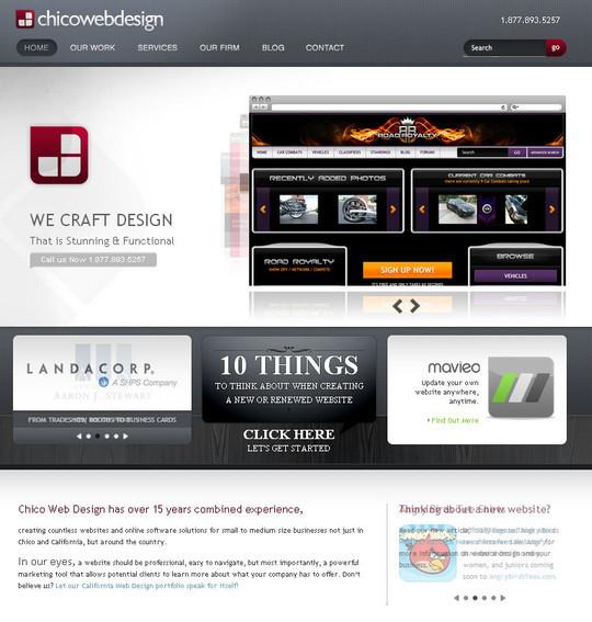 40 Original HTML5 Markup Websites 16