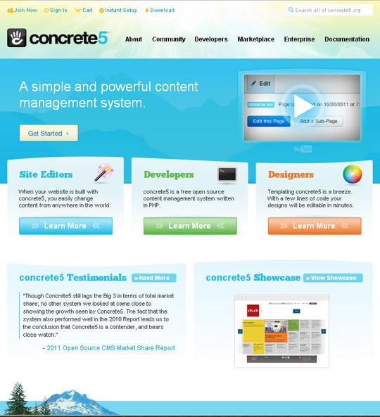 40 Original HTML5 Markup Websites 18