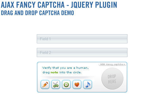 17 jQuery Plugins For Form Functionality & Validation 7