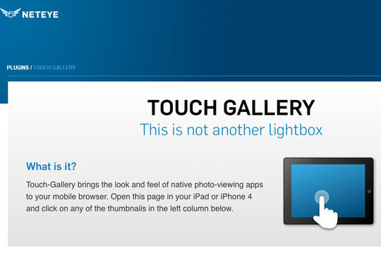 14 jQuery Mobile Plugins For Mobile Devices 15