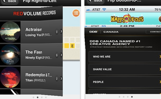 14 jQuery Mobile Plugins For Mobile Devices 156