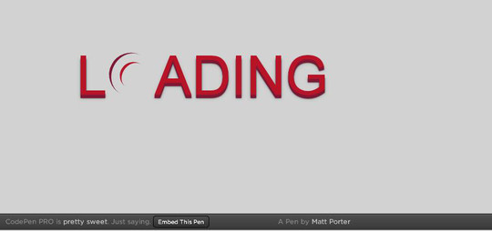 15 Creative Loading Effects For Your Website 4
