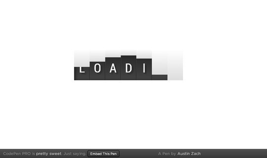 15 Creative Loading Effects For Your Website 11