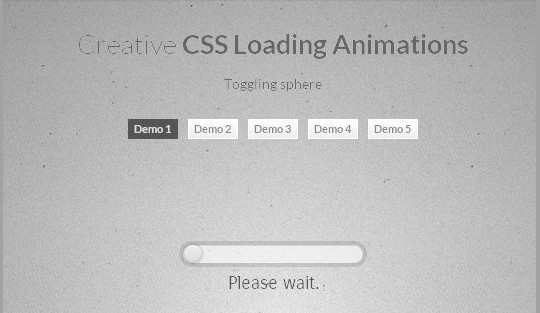 15 Creative Loading Effects For Your Website 15