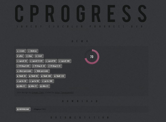 15 Creative Loading Effects For Your Website 8