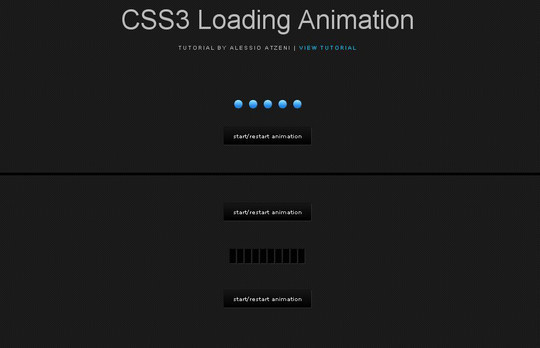 15 Creative Loading Effects For Your Website 7