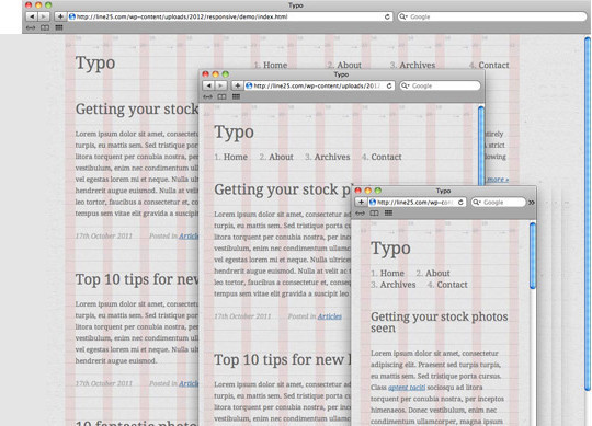 An Excellent Collection Of Pure CSS3 Tutorials & Examples 16