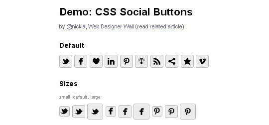 An Excellent Collection Of Pure CSS3 Tutorials & Examples 21