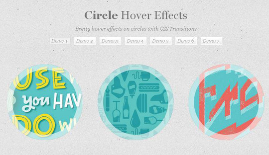 An Excellent Collection Of Pure CSS3 Tutorials & Examples 47