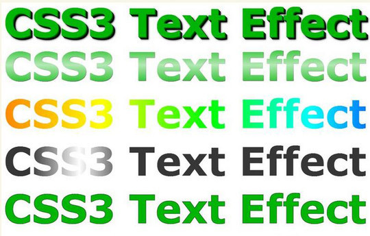 An Excellent Collection Of Pure CSS3 Tutorials & Examples 8