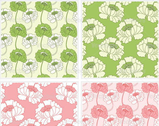 45+ High-Quality Free Vector Patterns 5