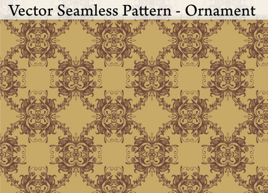 45+ High-Quality Free Vector Patterns 9