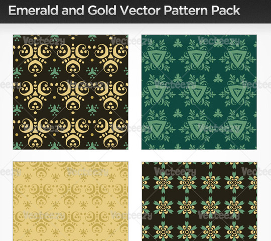 45+ High-Quality Free Vector Patterns 42