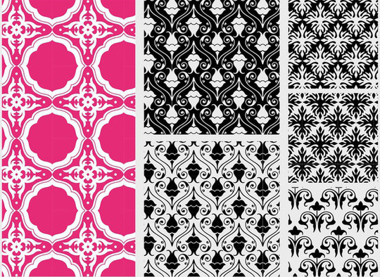 45+ High-Quality Free Vector Patterns 46
