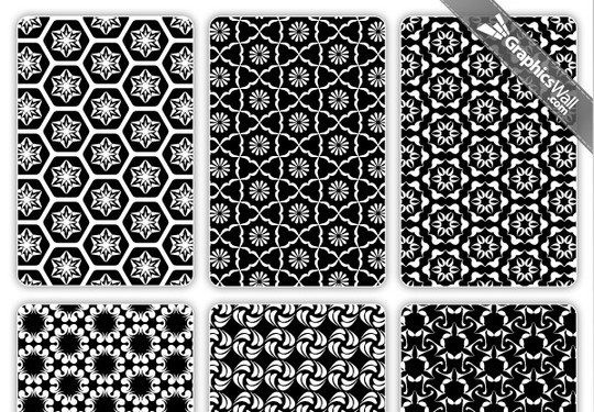 45+ High-Quality Free Vector Patterns 11