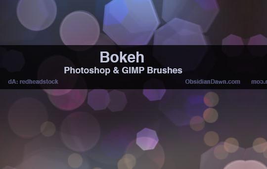 20 Amazing Photoshop Bokeh Effect Brushes 8
