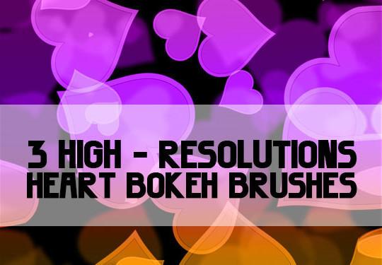 20 Amazing Photoshop Bokeh Effect Brushes 16