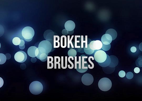 20 Amazing Photoshop Bokeh Effect Brushes 6