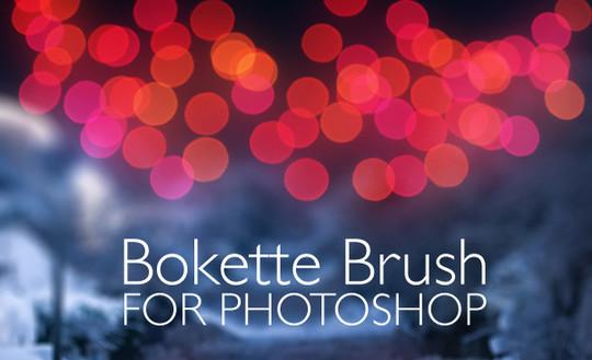 20 Amazing Photoshop Bokeh Effect Brushes 2