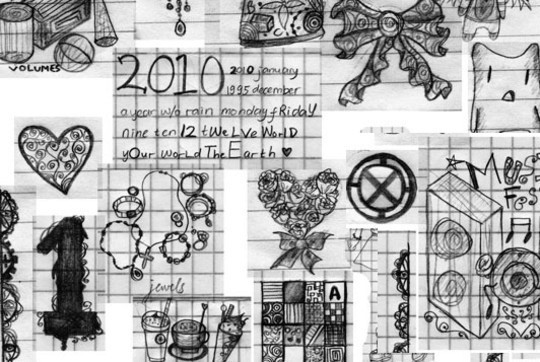 15 Photoshop Free Scribble and Doodle Brushes 5