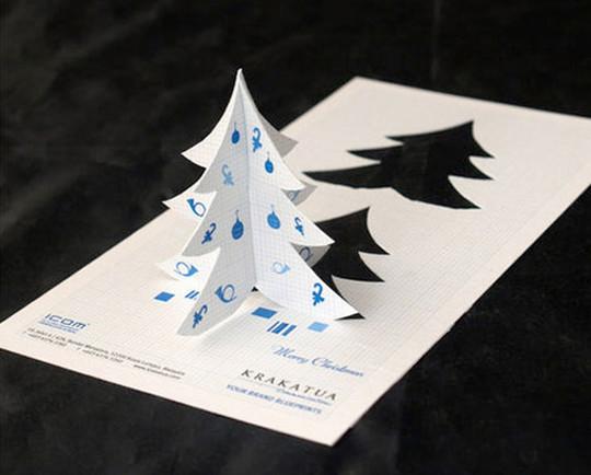 14 Amazing Folding Business Cards 3