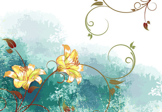 20 Fresh & Free Vector (AI, EPS Files) Background 7