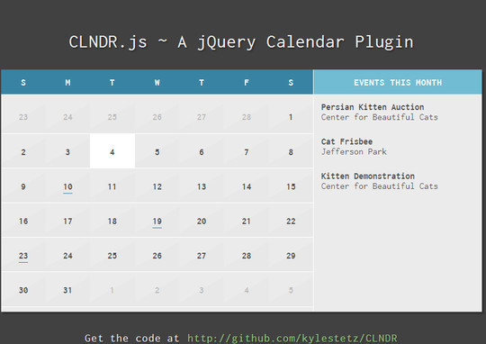 14 Useful jQuery Plugins You Shouldn't Miss 5