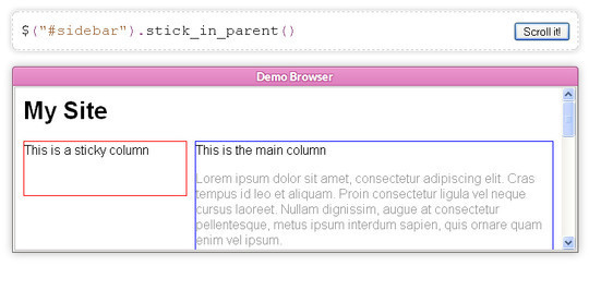 14 Useful jQuery Plugins You Shouldn't Miss 7