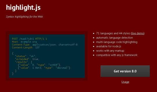 40 Useful Javascript Tools & Resources 14
