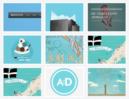 A Wonderful Collection Of Free jQuery & CSS3 Image Hover Effects 2