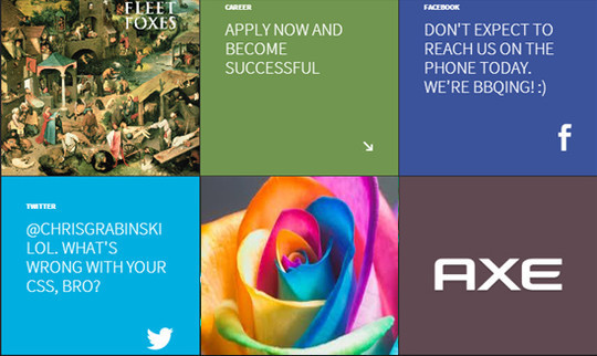 A Wonderful Collection Of Free jQuery & CSS3 Image Hover Effects 325