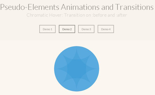 A Wonderful Collection Of Free jQuery & CSS3 Image Hover Effects 15